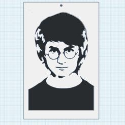 0.png Télécharger fichier STL gratuit Harry Potter • Design pour impression 3D, oasisk