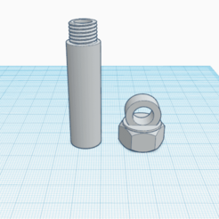 Download free 3D printer designs Container for dog collar, oasisk