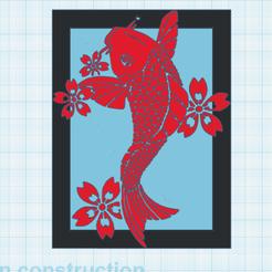 0.png Télécharger fichier STL gratuit Carpe • Plan à imprimer en 3D, oasisk