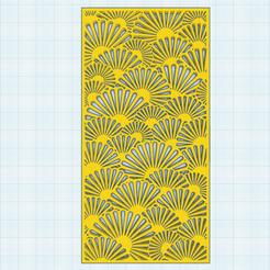 0.png Télécharger fichier STL gratuit Tapis de Fleurs • Plan à imprimer en 3D, oasisk