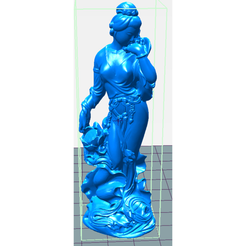 Download free 3D printing models Asian Beauty, oasisk