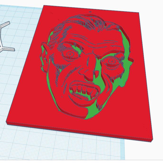 0.png Télécharger fichier STL gratuit Dracula • Objet pour impression 3D, oasisk
