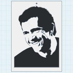 0.png Download free STL file Mel Gibson • 3D printable design, oasisk