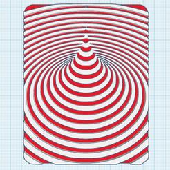 0.png Télécharger fichier STL gratuit Psychedelic • Objet pour imprimante 3D, oasisk