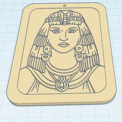 1.png Download free STL file Cleopatra model 2 • 3D printer design, oasisk