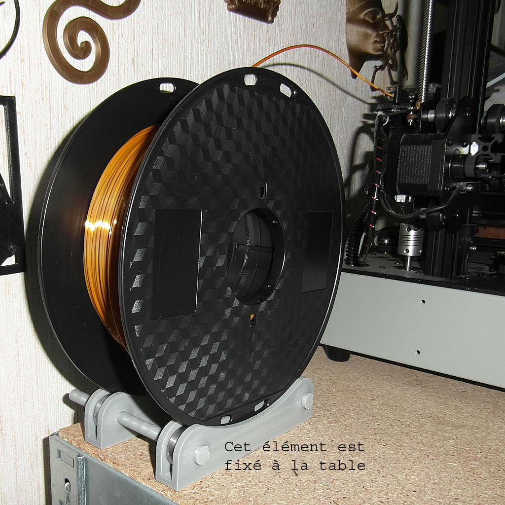 2.png Télécharger fichier STL gratuit Support de Bobine • Design pour imprimante 3D, oasisk