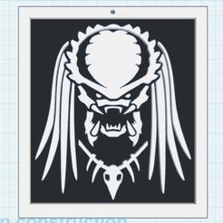 0.png Download free STL file Predator • 3D printable template, oasisk