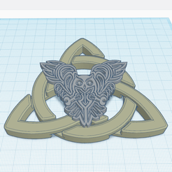 Download free 3D printer designs HIBOU on TRIQUETRA, oasisk