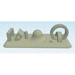 Download free 3D printer files Test Print Print, oasisk