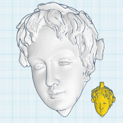0.png Download free STL file VENUS, in wall decor and in jewelry • 3D printer model, oasisk
