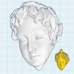 0.png Télécharger fichier STL gratuit VENUS, en decor mural et en bijou • Modèle à imprimer en 3D, oasisk
