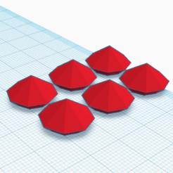 Descargar archivos 3D gratis PIEDRAS PRECIOSAS, oasisk
