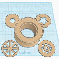 1.png Download free STL file Addition to Vase-Bol • 3D printing template, oasisk