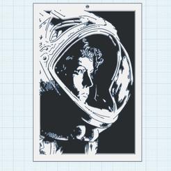 0.png Download free STL file Sigourney Weaver - Alien 1979 • 3D printable model, oasisk