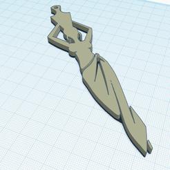 1.png Descargar archivo STL gratis Mujer africana • Plan para la impresión en 3D, oasisk