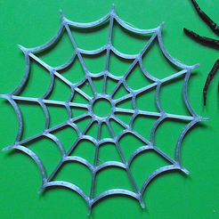 Imprimir en 3D gratis Araña - Suplemento, oasisk