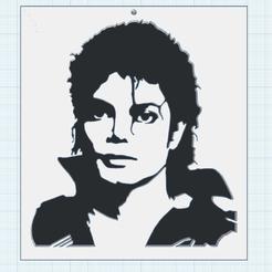 Download free 3D printing models Michael Jackson, oasisk