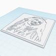 3.png Télécharger fichier STL gratuit Bob Marley • Objet pour imprimante 3D, oasisk