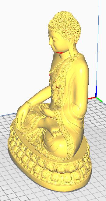2.png Télécharger fichier STL gratuit BOUDDHA THAILANDAIS • Plan pour imprimante 3D, oasisk