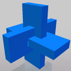 Descargar archivo 3D gratis XYZ PUZZZLE, oasisk