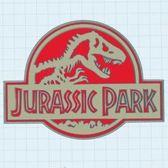 0.png Télécharger fichier STL gratuit Jurassik Park • Plan imprimable en 3D, oasisk