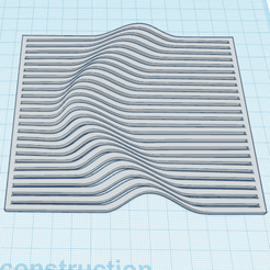 0.png Télécharger fichier STL gratuit Vague Pop • Design à imprimer en 3D, oasisk