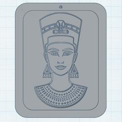 0.png Download free STL file Cleopatra model 4 • 3D printable design, oasisk