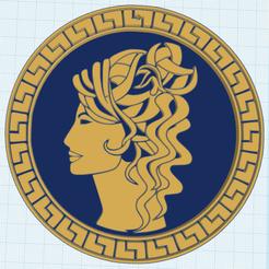 patricienne_0.png Télécharger fichier STL gratuit Patricienne 3 • Design pour imprimante 3D, oasisk