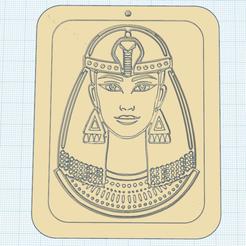0.png Download free STL file Cleopatra model 5 • Design to 3D print, oasisk