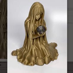 Descargar archivos 3D gratis AELISE EL MÍSTICO, oasisk