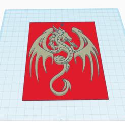 Download free 3D printer designs DRAGON model 1, oasisk