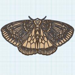 0.png Télécharger fichier STL gratuit Bombyx • Modèle pour imprimante 3D, oasisk