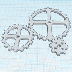 Download free 3D printing models Gears, oasisk