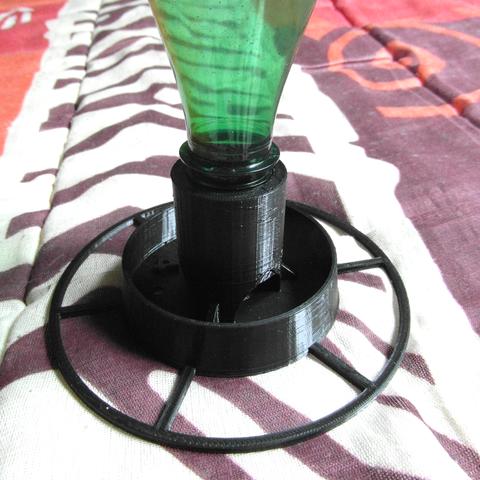 2.png Télécharger fichier STL gratuit Distributeur de graines • Plan pour impression 3D, oasisk