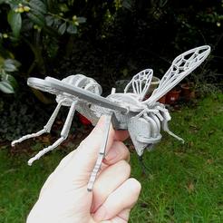 SAM_1667.png Télécharger fichier STL gratuit Guepe • Design imprimable en 3D, oasisk