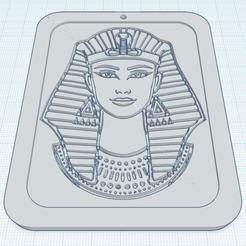1.png Download free STL file Cleopatra model 3 • 3D printing design, oasisk