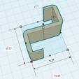Download free 3D model Door Hooks, oasisk