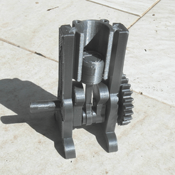 0.png Download free STL file 4T single cylinder in-line engine kit • 3D printable object, oasisk