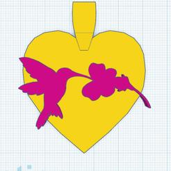 0.png Télécharger fichier STL gratuit Oiseau-mouche_Ajout • Design imprimable en 3D, oasisk