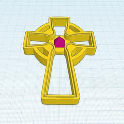 Descargar archivo 3D gratis RUBY ON CELTE CRUZ Modelo 5, oasisk