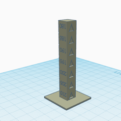 Download free 3D printer files Temperature Control Tower, oasisk