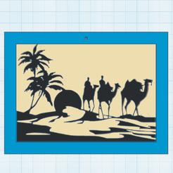 0.png Télécharger fichier STL gratuit Caravane • Modèle pour imprimante 3D, oasisk