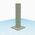 Impresiones 3D gratis Torre de control de temperatura, oasisk