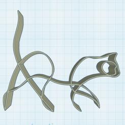 Descargar archivos 3D gratis Un gato a la vez, oasisk