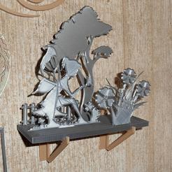Descargar modelo 3D gratis Decoración 3D - Suplemento 2, oasisk