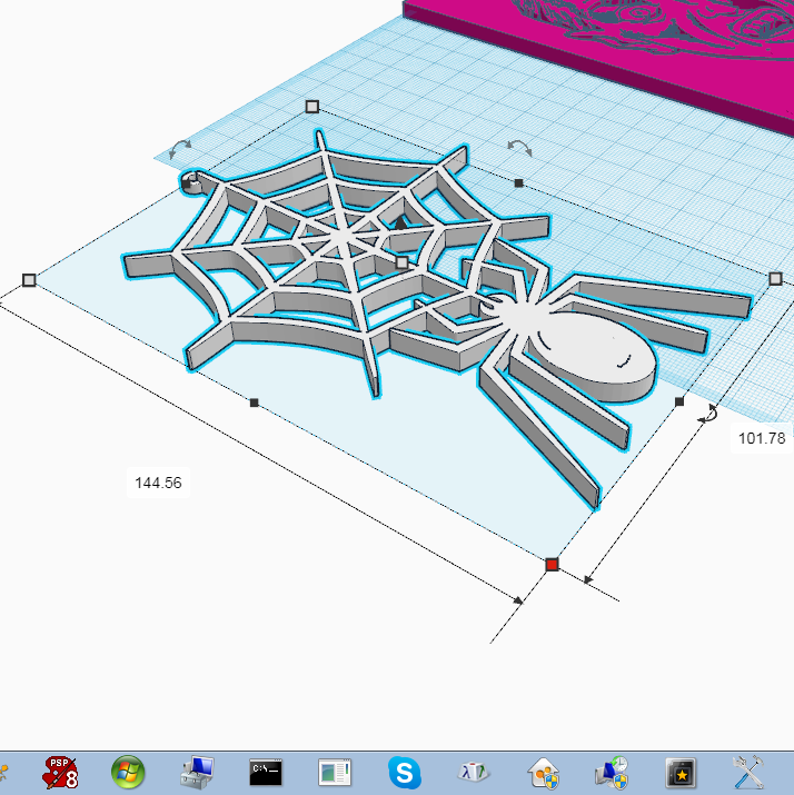 1.png Télécharger fichier STL gratuit SPIDER • Design à imprimer en 3D, oasisk