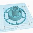 5.png Télécharger fichier STL gratuit Distributeur de graines • Plan pour impression 3D, oasisk