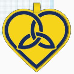 0.png Download free STL file Celtic Heart 4 • 3D printing template, oasisk