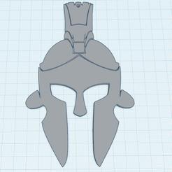 0.png Download free STL file Spartan helmet • 3D print model, oasisk