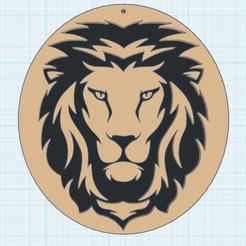 Descargar archivo 3D gratis Decoración de leones, oasisk